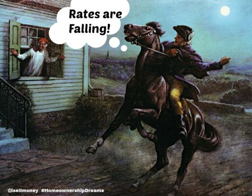 Mortgage Rates Today - are they going lower?  Oil Prices and Russian Ruble game changers? #Mortgage