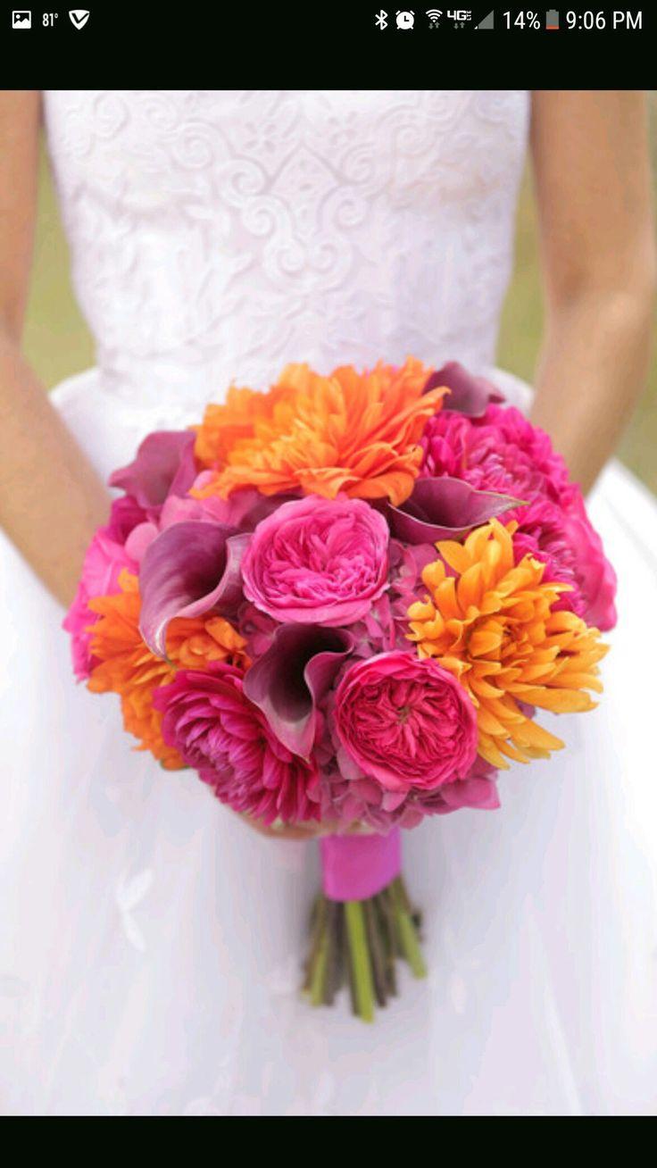 best bouquets u wedding flowers images on pinterest wedding