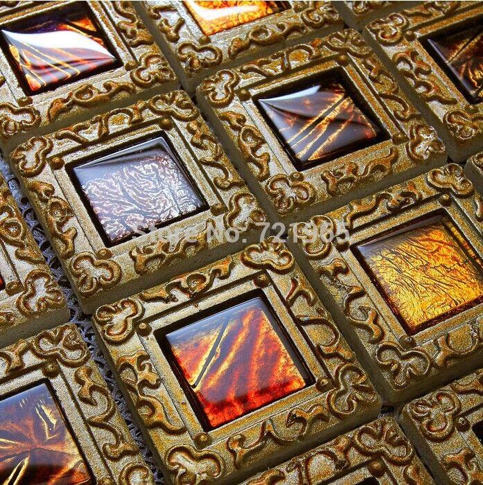 M s de 25 ideas incre bles sobre azulejos de mosaico de - Azulejo mosaico bano ...