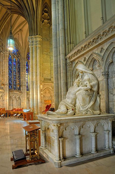 Saint Patricks Cathedral, New York