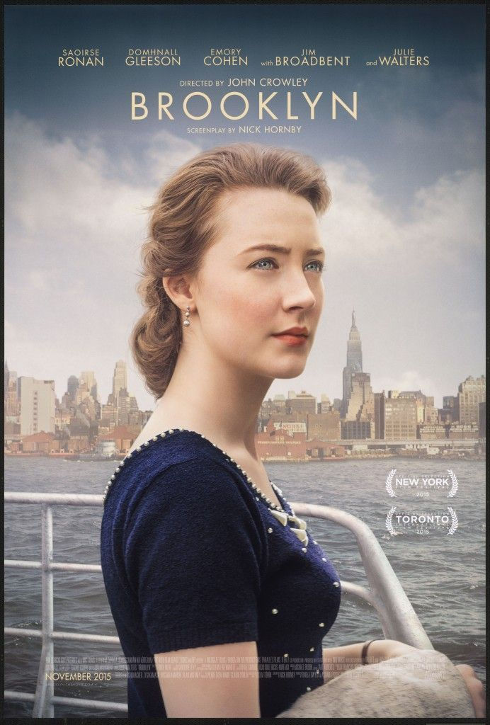 Brooklyn is nominated for Oscars 2016 Best Picture. Get the latest updates, view photos and videos.