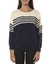Three Of Something Heart Warming Jumper - Navy WAS $80.00 NOW $60.00 http://richgurl.com/linkout/1630812
