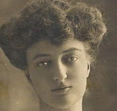 Princesse Louise d'Orléans (1882-1958) wife of  Charles de Bourbon, prince des Deux-Siciles (1870-1949) and maternal grandmother of King Juan Carlos of Spain.
