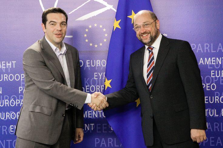 Dove c'è da proteggere l'Euro c'è Tsipras?