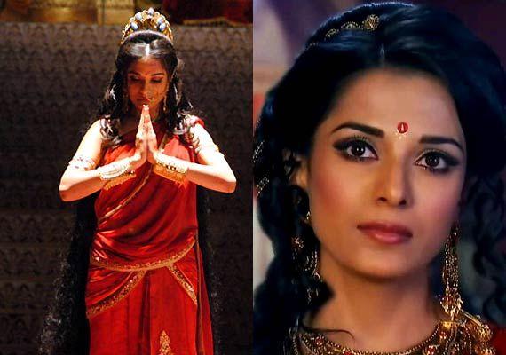 Mahabharat: Draupadi 'cheer haran' sequence was taxing for Pooja Sharma (view pics)