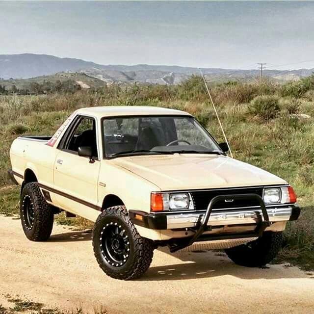 20 Best Images About Subaru Brat On Pinterest