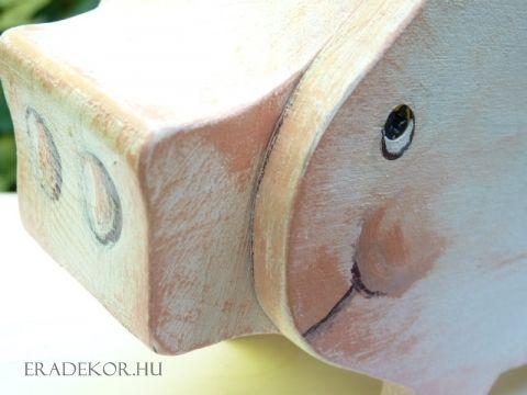 Kézműves egyedi malacpersely festett pofija :) http://eradekor.hu/malacpersely-ajandek-gyerekeknek/
