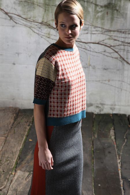 Antonio Marras - Pre-Fall 2013. Mode-sty: fashion for conservative stylish women. Sign up at www.mode-sty.com