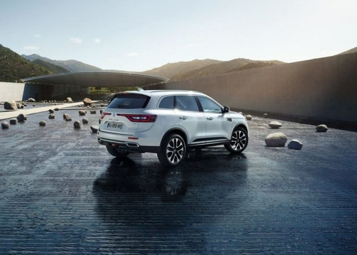Renault Koleos will be powered by two petrol and two diesel engines, with power ranging from 130 to 172 hp.