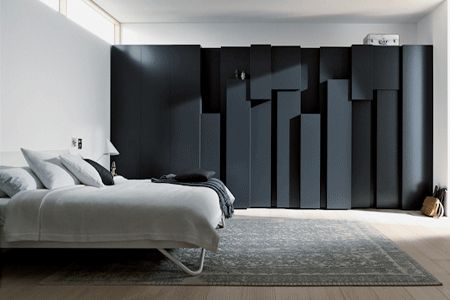 black-wardrobe-contemporary-wardrobes-closets-closet-design