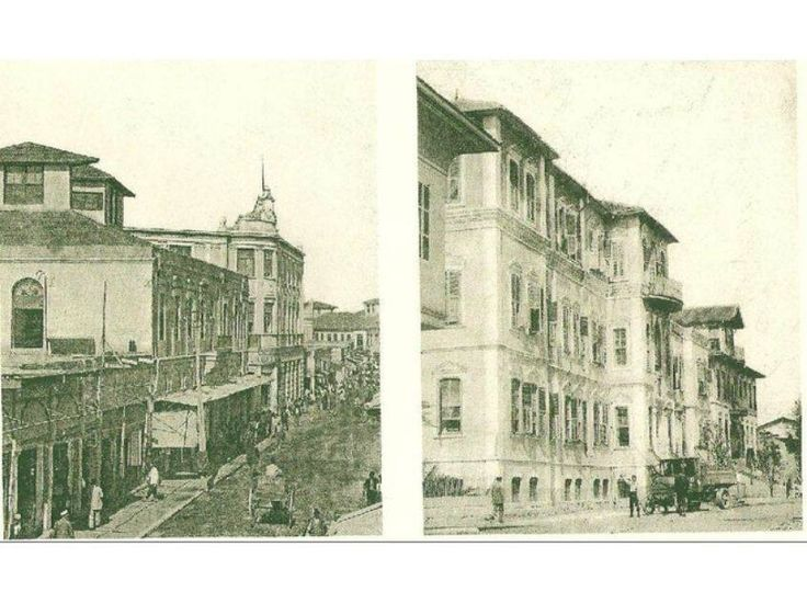 The city of Adana had highly developed industries, the largest part of which was controlled by the Greeks. In the last years of the 19th century German businesses began the exploitation of raw materials, eg the cotton business (Deutsch - Levantinische Baumwollengesellschaft), which operated a large cotton mill on the Cilician plain, in the middle of which was Adana. Source: Encyclopaedia of the Hellenic World.