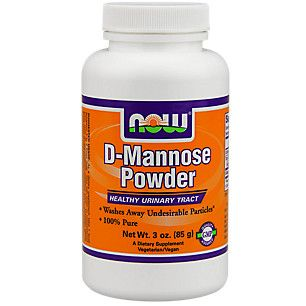 D-Mannose (3 Ounces Powder) by Now Foods at the Vitamin Shoppe