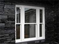 Sash window design