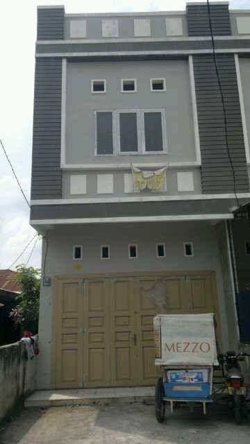 Dijual rumah daerah Sikambing Medan (siap huni)Sikambing Medan