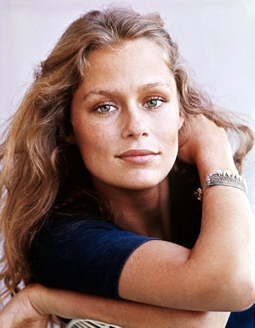 Lauren Hutton, timeless.