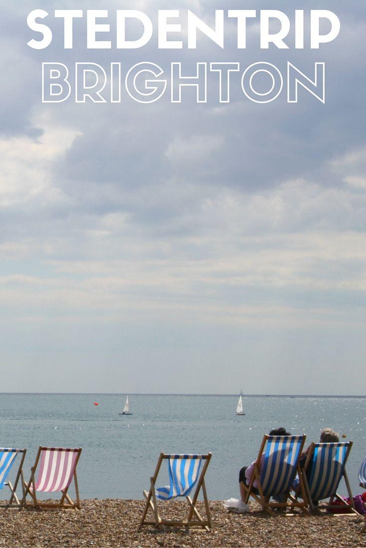 Een geweldige en bijzondere stedentrip in Engeland: Brighton. Een knusse en kleurrijke stad aan het strand. Genieten! Bekijk alle tips over Brighton.