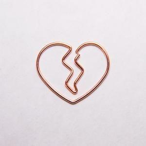Unbreak My Heart Paper Clips