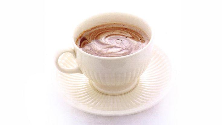 Kong Olavs kakao med krem
