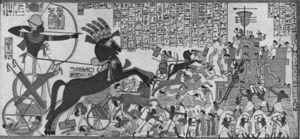 Battle of Kadesh - Wikipedia, the free encyclopedia