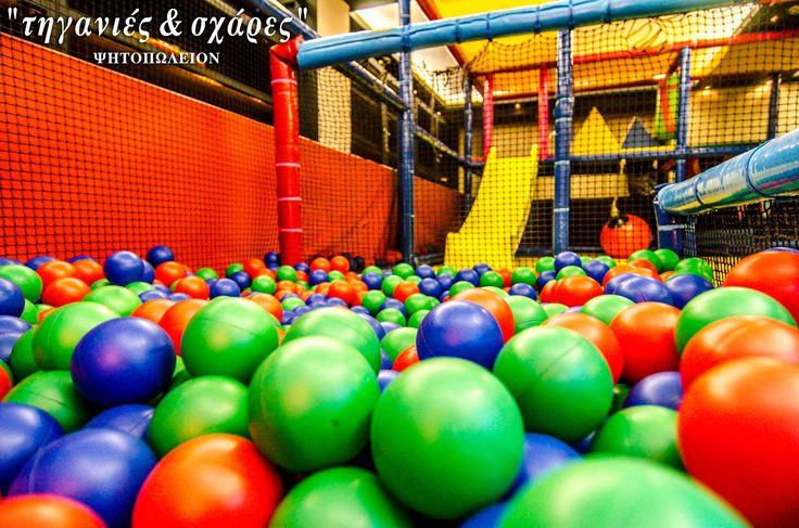 Διασκέδαση για μικρούς και μεγάλους.. #Τηγανιές & #Σχάρες Καυτατζογλου 12  τηλ: 2310860380