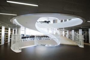 Kaisa House, University Library
