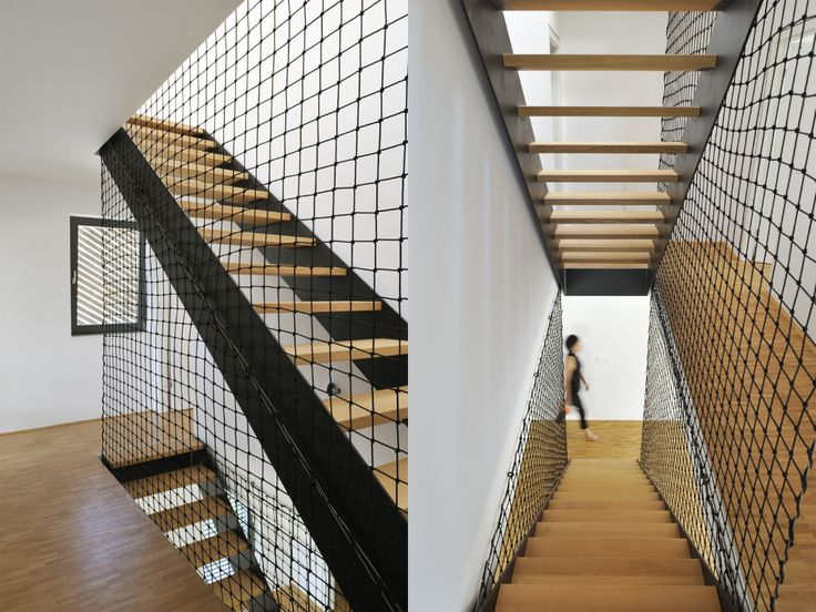 Residential Design Inspiration: Modern Railings + Guardrails