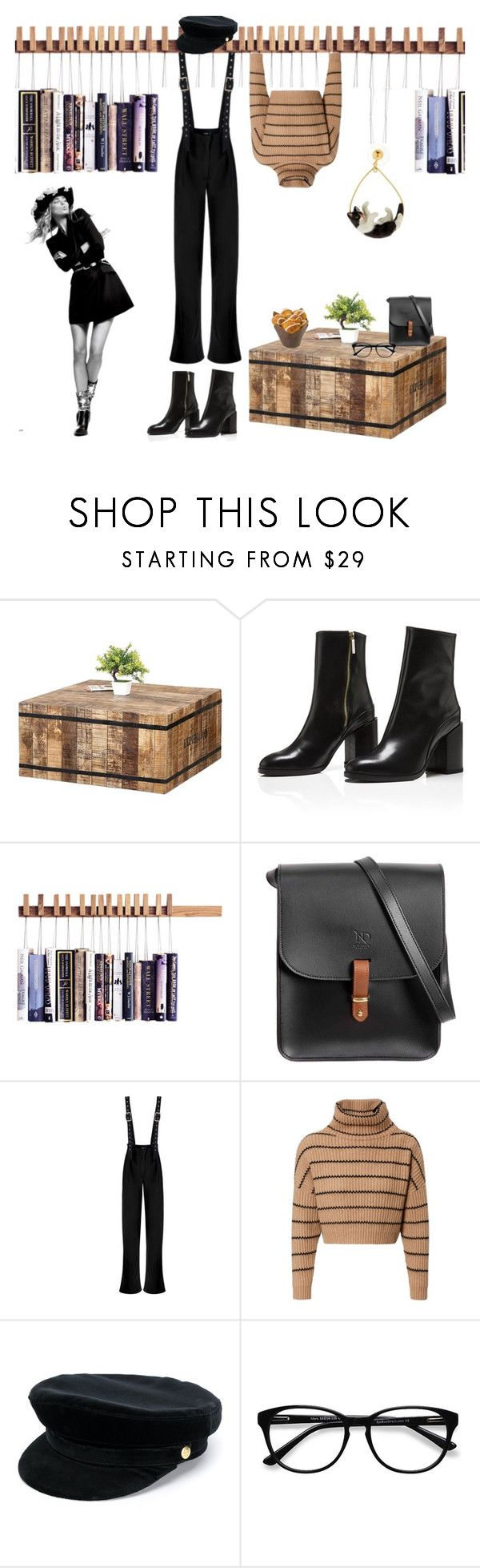 """Senza titolo #486"" by anna17682 ❤ liked on Polyvore featuring N'Damus, Brunello Cucinelli, Manokhi, EyeBuyDirect.com and Nach"
