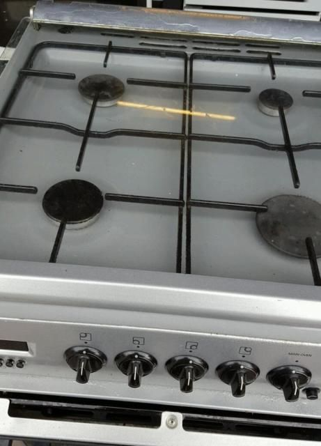 Gas cooker beko for sale good working, good condition and good clean double oven gas size 60cm
