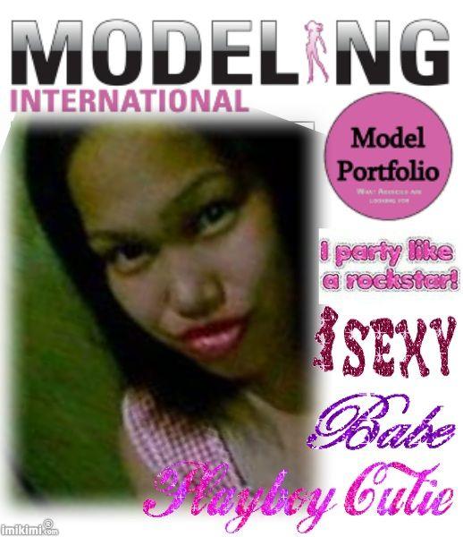 model's mag