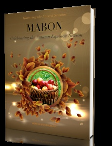 New eBook out!  Mabon: Celebrating the Autumn Equinox Season!  {this blog post has links to purchase the book and tells the story of how this came to be}