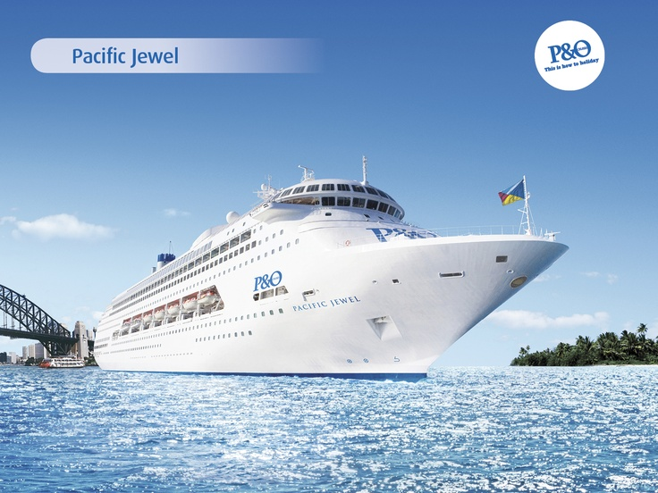 The stunning Pacific Jewel.