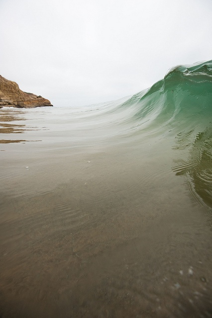 Summer Blues 1 by Marcus Emerson. Surf off of Sunset Cliffs at Point Loma Nazarene University in San Diego.