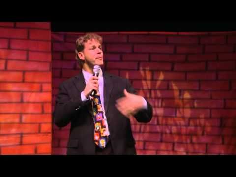 Clean comedian David Ferrell Long but worth it.