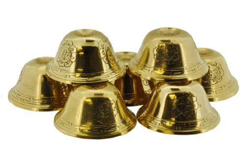 These brass offering bowls are traditionally filled with water in the morning and emptied at night. It is a way of opening and closing the altar or purifying the outer and inner space. Online Course: The Most Important Guide On Dieting And Nutrition Are You Fed Up Because You Don't Have A Clue... see more details at https://bestselleroutlets.com/home-kitchen/kitchen-dining/dining-entertaining/bowls/bowl-sets/product-review-for-tibetan-buddhist-brass-offering-bowls-set-2-inche