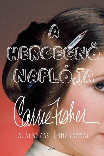A hercegnő naplója szellemes, provokatív, őszinte, intelligens és szókimondó. Épp olyan, mint szerzője volt, a napló megszületésekor mindössze 19 éves Carrie Fisher. A színésznő emlékei rendezgetése közben, régi újsághalmok között bukkant rá saját, kézzel írott naplójára, és szembesült egykori tinédzser önmagával, azzal, hogy milyen is volt megélnie a Csillagok háborújának forgatását.