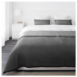 KARIT κάλυμμα κρεβατιού και 2 καλύμματα μαξιλαριών, 102.902.40 IKEA Greece
