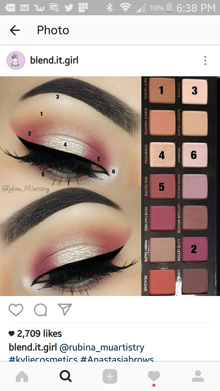 Eyeshadow Tut: 33 Best ABH Soft Glam Palette Looks Images On Pinterest