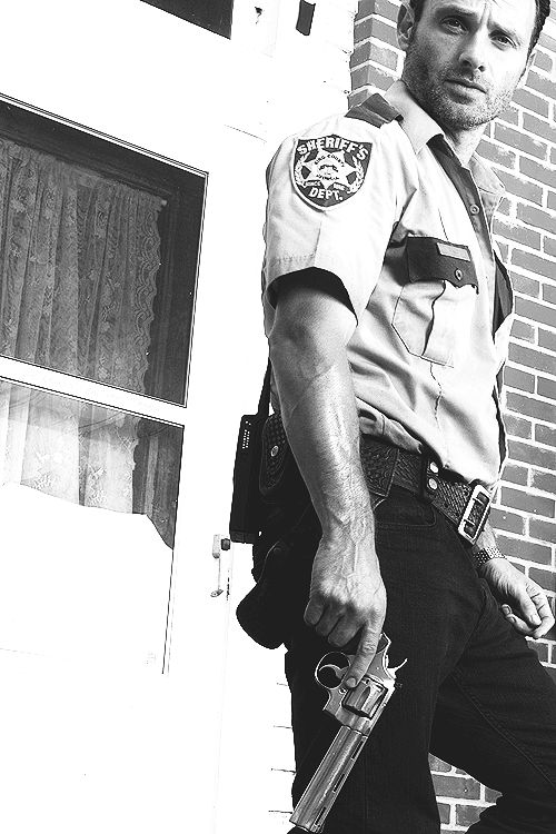 Andrew Lincoln, The Walking Dead.                                                                                                                                                                                 More