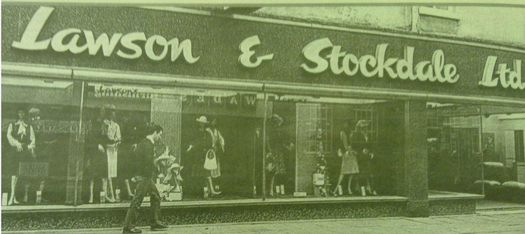 Lawson And Stockdale, Cleethorpes Road, Grimsby.  Smelled like coffee in this store. The memories of childhood...:)