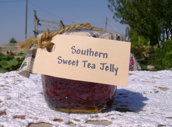 Southern Sweet Tea Jelly by FromMommasKitchen on Etsy, $4.00