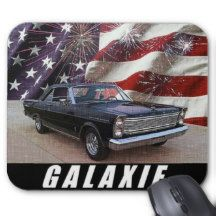 1965 Galaxie Mouse Pad