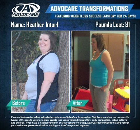 Healthy & effective way to lose weight. AdvoCare 24 Day Challenge will help you change the way you think about your health. www.motiveeight.me/dallas