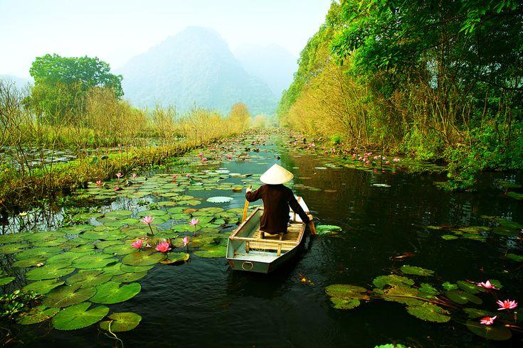 Vietnam Abenteuer: Hin- und Rückflüge nach Ho Chi Minh Stadt schon für 396€