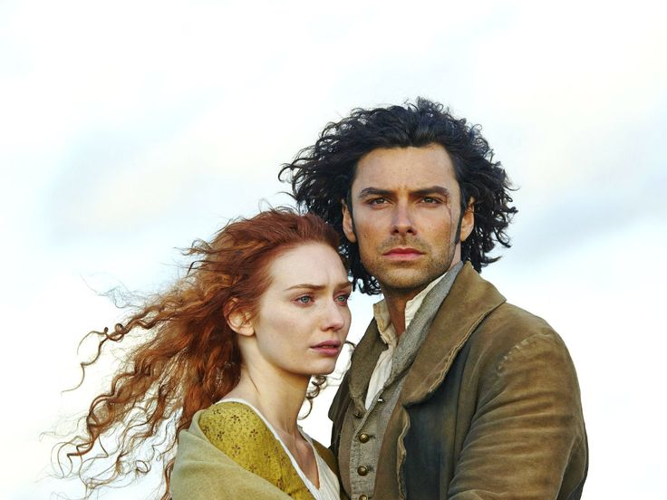 poldark series   PBS' 'Poldark' features a dashing hero and a watchable story