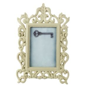 Candlelight Products Cream Resin Picture Frame (H)16.5cm x (W)25.5cm Cream Resin Picture Frame (H)16.5cm x (W)25.5cm.This cream picture frame is suitable for home decoration. Its the perfect way to display your photographs or pictures. (Barcode EAN=5010795386826) http://www.MightGet.com/april-2017-1/candlelight-products-cream-resin-picture-frame-h-16-5cm-x-w-25-5cm.asp