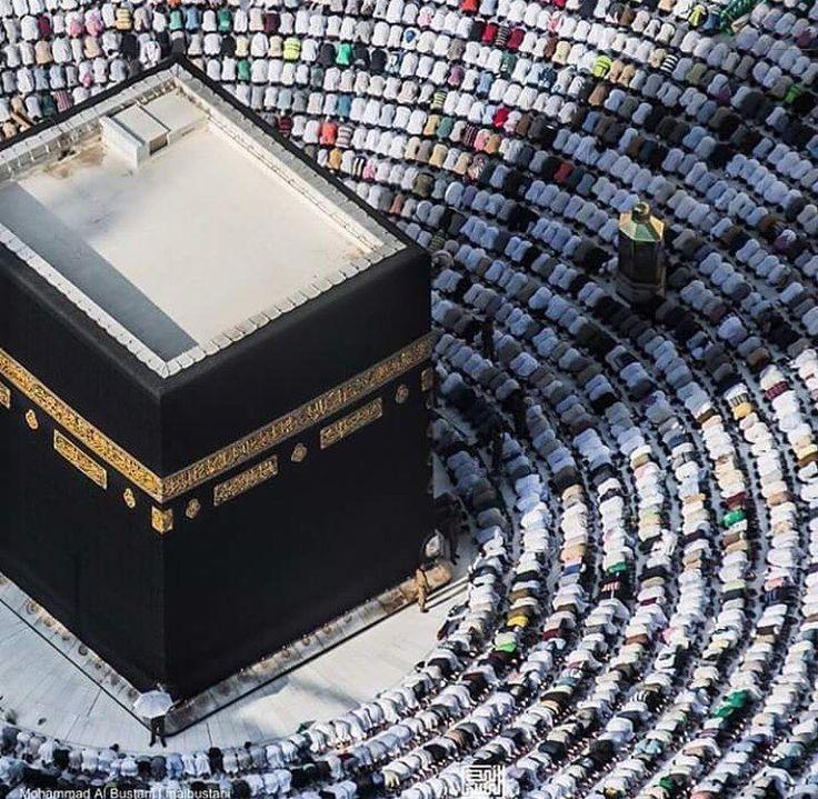 Ka'bah Almusyarrafah. Mekkah Almukarramah.