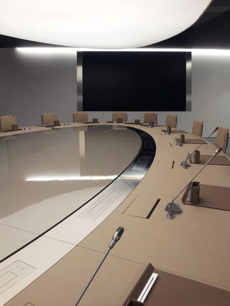Meeting Table  P A R K  Av.  by jmm