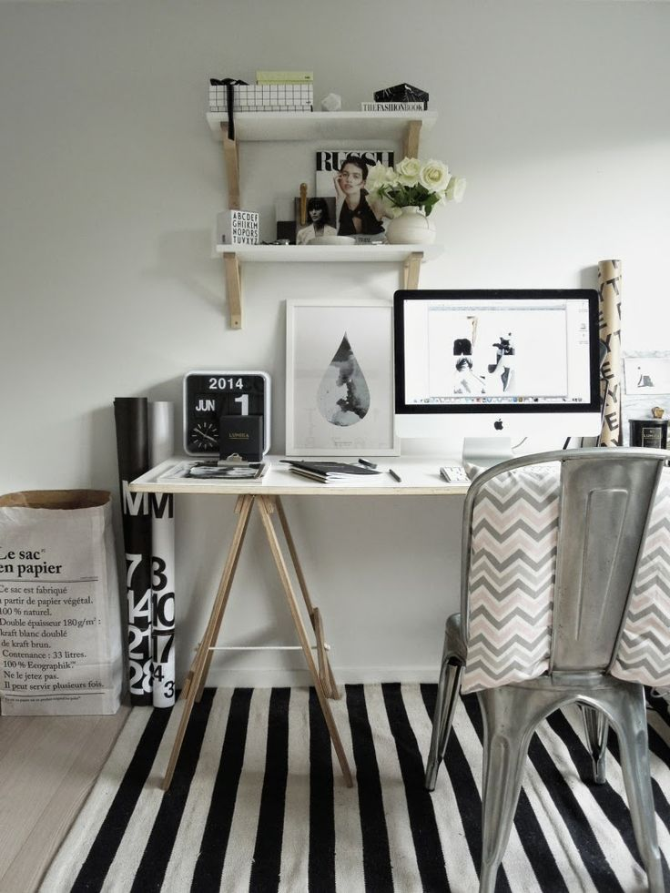 The Design Chaser: Office Update