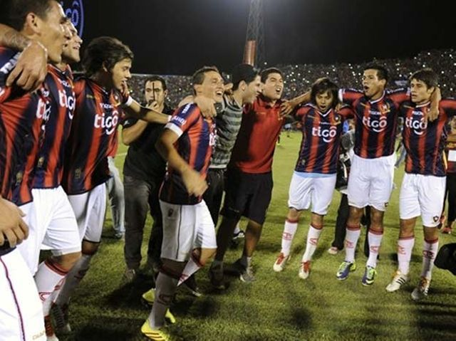 Cerro Porteño venció a Lanus en La Copa Libertadores