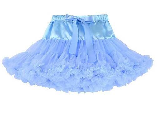 avala / Dolly suknička svetlo modrá